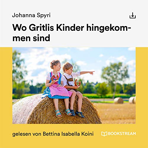 Wo Gritlis Kinder hingekommen sind cover art