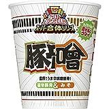 カップヌードル スーパー合体シリーズ 味噌&旨辛豚骨 84g ×20食