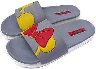 NEW AMERICAN Soft Comfortable Rubber Sliders for Women/Girls