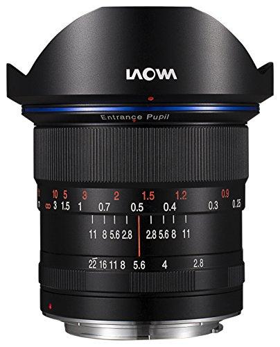 Laowa 12 mm f/2.8 zero-d Sony - lens (groothoek, systeemcamera/SLR, 16/10, 22-2,8, handmatig, Sony A)