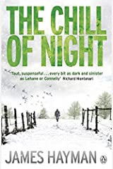 The Chill of Night by James Hayman (2012-03-29) Broché