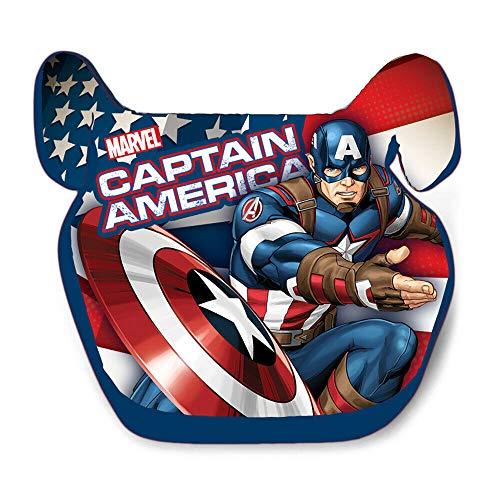 Disney 9719 Siège auto pour enfant Avengers Captain America 15-36 kg
