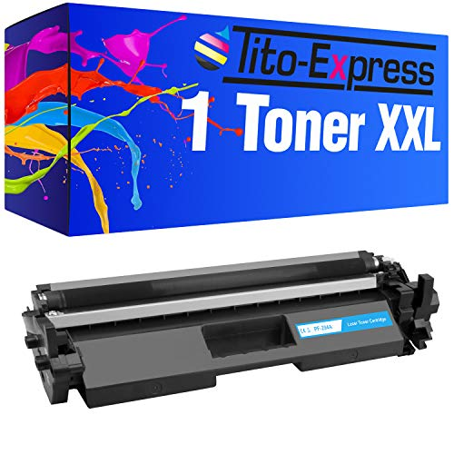 Tito-Express PlatinumSerie 1 Toner XXL MIT CHIP kompatibel mit HP CF294A | geeignet für HP Laserjet Pro M118DW MFP M148FW M148FDW M148DW | Black 1.200 Seiten