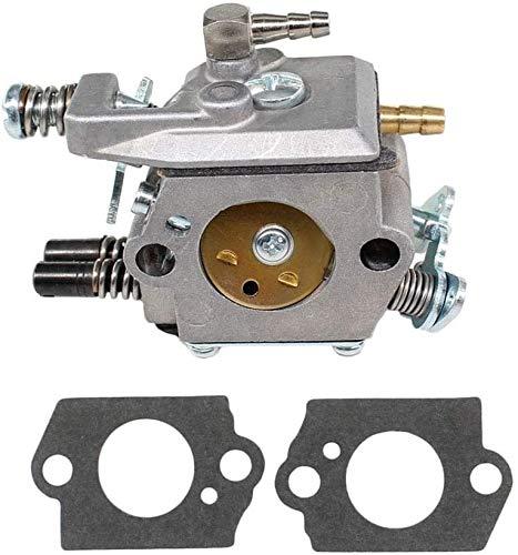 YUSHIJIA Varios Modelos Sello del Kit de carburador para Echo CS-370 CS-400 A021001921 A021001920 reemplaza Walbro WT-985 Partes y Accesorios