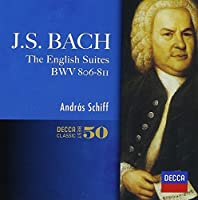 J.S.Bach: English Suites [SHM-CD] by Andras Schiff (2014-05-14)