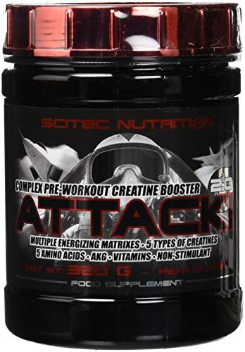 Attack 2.0 320g pear