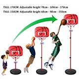Zoom IMG-1 canestro basket pellor bambini altezza