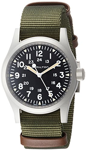 Orologio Hamilton Khaki Field Mechanical H69429931