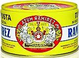 Atún en aceite vegetal Ramirez 385gr