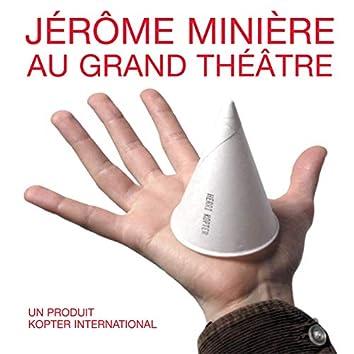 Jérôme Minière au Grand Théâtre