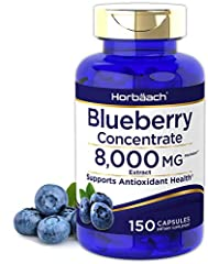 RICH BERRY: This sweet, nutritious fruit contains naturally-occurring Polyphenols and Anthocyanins OPTIMAL EXTRACT: Delivers potent Blueberry Concentrate in convenient, daily Quick-Release capsules EXPERTLY CRAFTED: Our professional formula is backed...