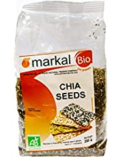 Markal Organic Chia Seeds, 250gm