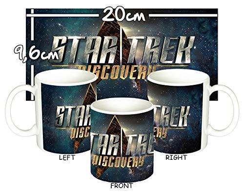 MasTazas Star Trek Discovery Tasse Mug