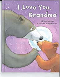 I Love You, Grandma Book for children