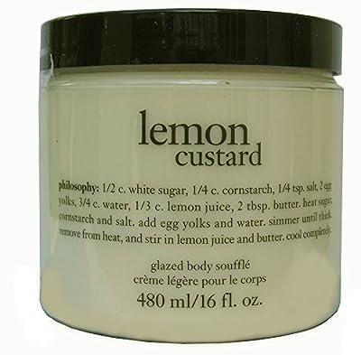 Philosophy Lemon Custard Glazed