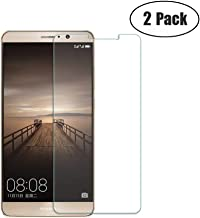 JayTong 2PCS Clear Screen Protector Tempered Glass for Huawei Mate 9 Lite Premium Edition BLL-L23
