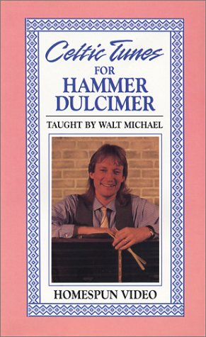 Walt Michael's Hammer Dulcimer- video#2 Celtic Tunes for Hammer Dulcimer [VHS]