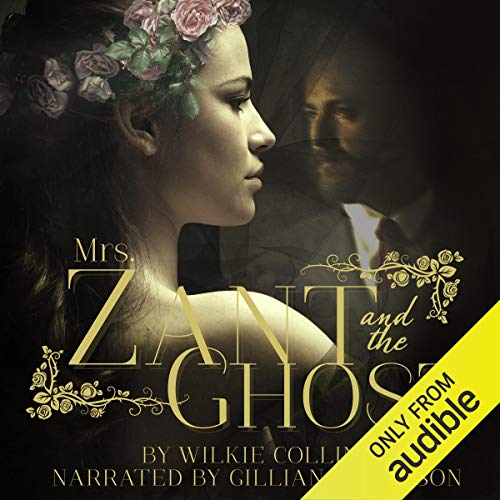 Mrs. Zant and the Ghost audiobook cover art