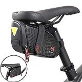 Proberos® Bike Wedge Saddle Bag Mountain Road Bike Seat Pack Bag Cycling Bicycle