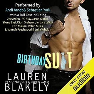Birthday Suit cover art