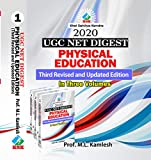 Physical Education - UGC - Net Digest (Second Revised and Updated Edition) In Three Vol