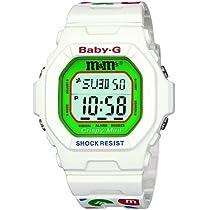 [カシオ] CASIO 腕時計 Baby-G ベビージー M&M'S×Baby-G コラボレーションモデル BG-5600MMCHO-7JR レディース