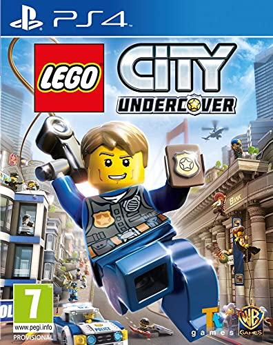 LEGO City Undercover Jeu PS4