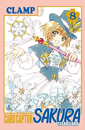 Card Captor Sakura. Clear card (Vol. 8)