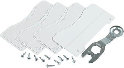 مجموعة إكسسوارات LG AAA30793428 LG-AAA30793428، مقاس 22.86 سم × 2.54 سم × 33.02 سم أبيض