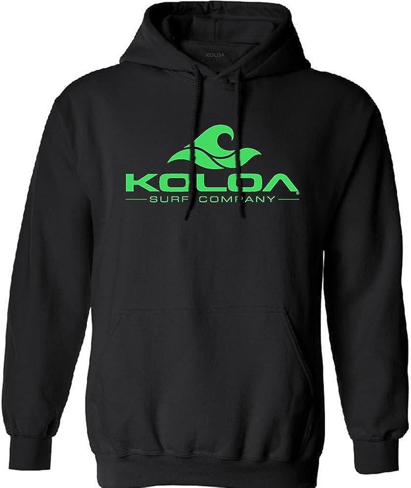 Koloa Surf Classic Wave Tall Heavyweight Hoodies in Sizes LT-4XLT