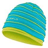 Trangoworld 79 Gorro, Hombre, Azul Verdoso/Verde Bosque, U