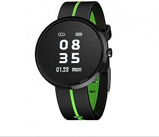 Pulsera Actividad Pulsera Inteligente,Fitness Tracker con Pulsómetros con Perseguidor de la aptitud Monitor de Sueño Rastreador de Frecuencia Cardíaca Notificación de mensajes llamada Telefónica Compatible con Android y iPhone iOS