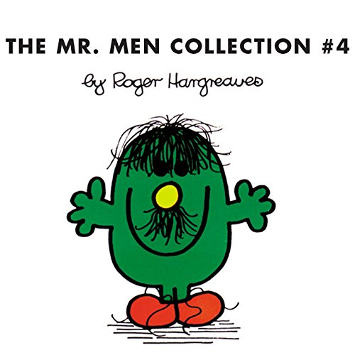 The Mr. Men Collection 4 cover art
