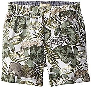ピーク PEEK キッズ 男の子 ショーツ 半ズボン Olive Animal Camo Shorts (Infant) [並行輸入品]