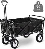 ZGQA-GQA Diable portable multifonction, chariot pliable, capacité de 80 kg, chariot...