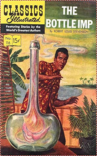 The Bottle Imp-Robert Louis Stevenson (modern library classics Comics Edition) (English Edition)