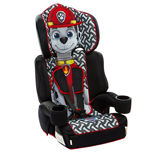 Kids Embrace Friendship Kombination Sitzerhöhung Paw Patrol grau