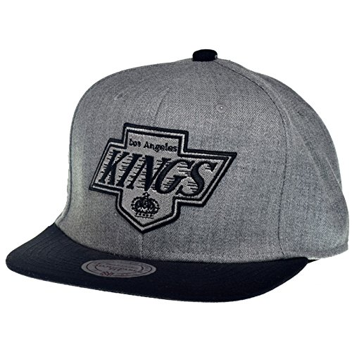 Mitchell & Ness - Casquette Snapback Homme NHL Team Pop - Los Angeles Kings