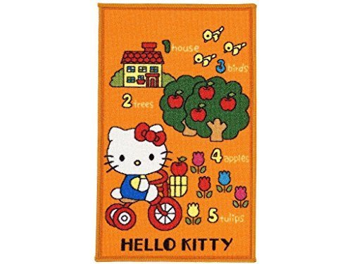 IT-11371-5-Rug Carpet for Kid Girl's Bedroom Hello Kitty (120x80 CM) - (Galleria Farah1970) #