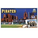 WinCraft Pittsburgh Pirates PNC Park Baseball MLB Teppich -