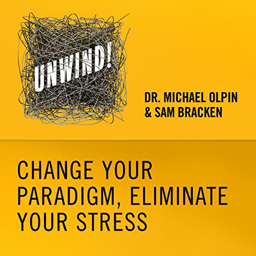 12: Change Your Paradigm, Eliminate Your Stress audiobook cover art