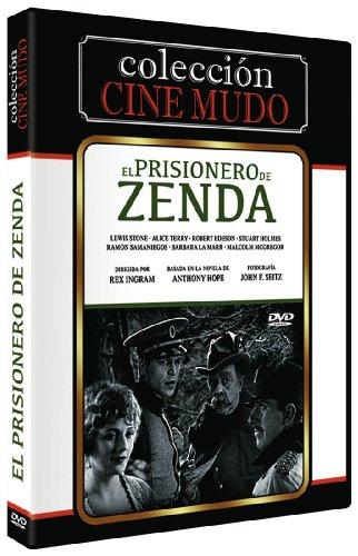 Prisionero de zenda [DVD]