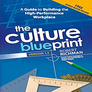 The Culture Blueprint cover art