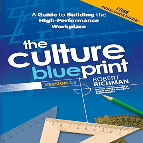 The Culture Blueprint audiobook cover art