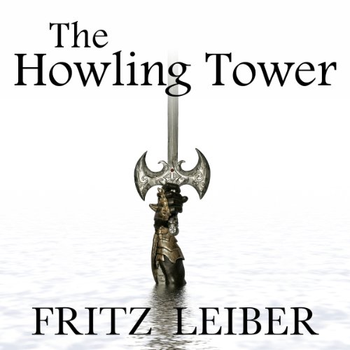 The Howling Tower audiobook cover art