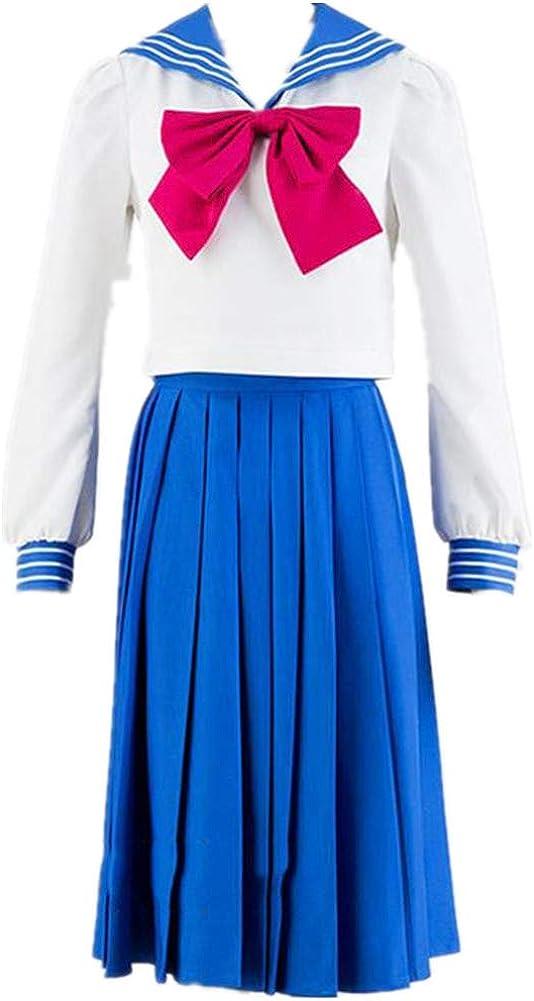 Tsukino Usagi Spring new work Cosplay Navy Sailor Cos Max 69% OFF Performance Uniform School