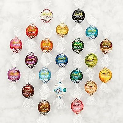 Lindt Truffles 75 Counts-Limited 15 Flavors-Melt Protection-Best Value