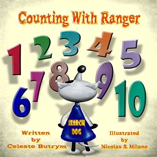 Counting with Ranger audiobook cover art