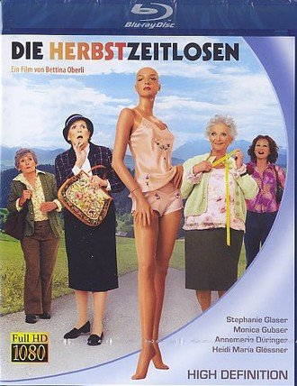 Die Herbstzeitlosen (Blu-ray)