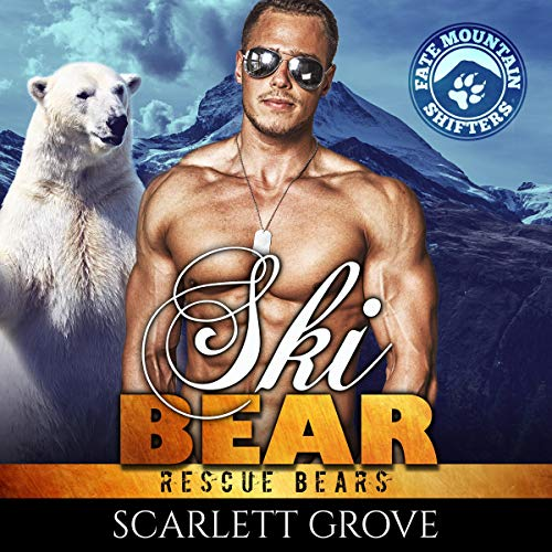 Ski Bear audiobook cover art